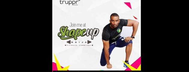 Catch Dominic live at Shape Up Naija